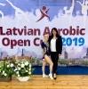 Latvia Aerobic Open Cup 2019